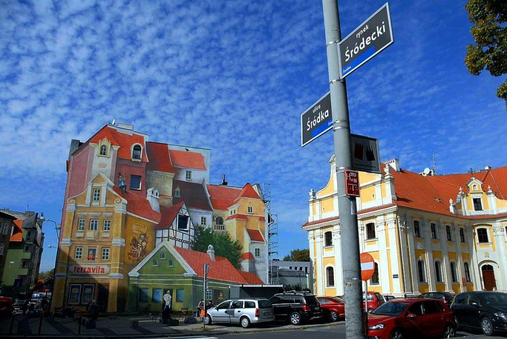 mural śródka poznań