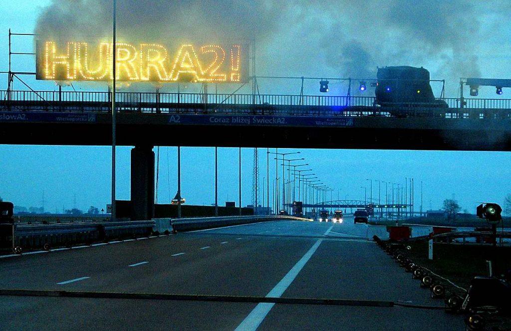 a2 autostrada poznań berlin opłaty