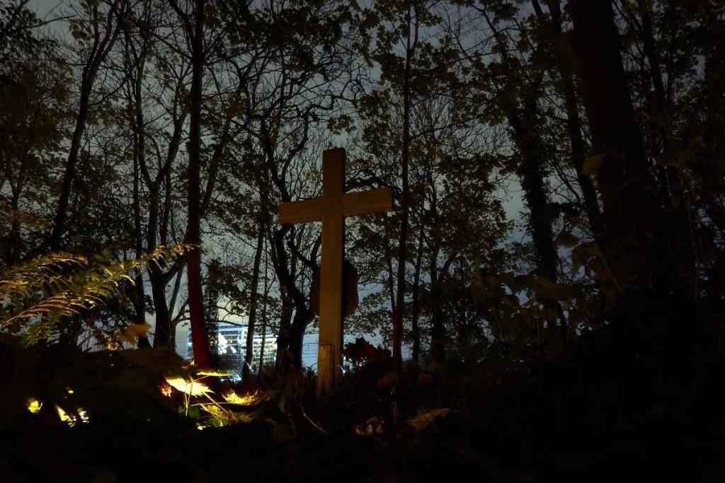 cmentarz debiec nekropolia
