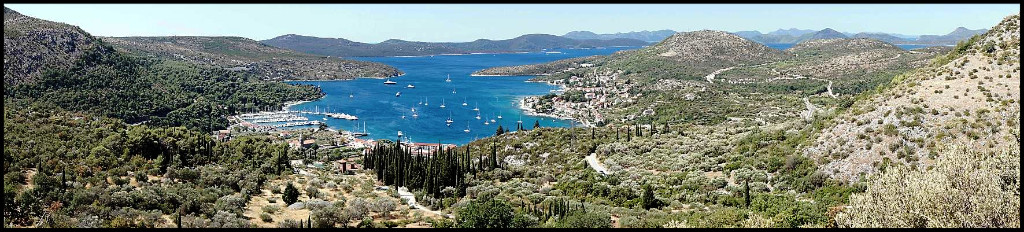 chorwacja adriatyk morze wakacje turystyka zwiedzamy podróże przwodnik