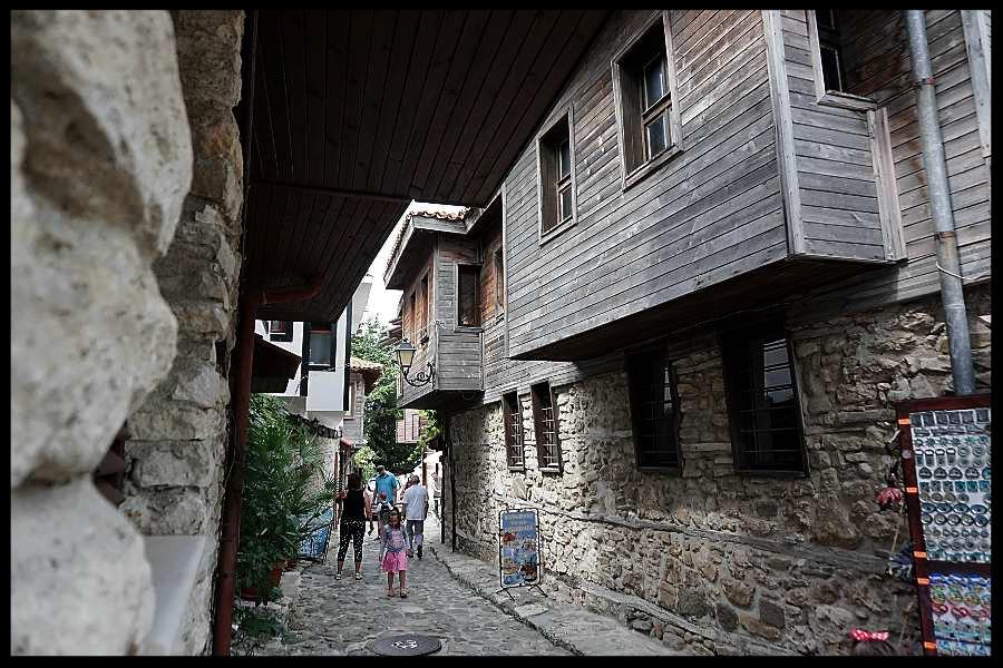 nessebar bułgaria podróze wycieczki wakacje turystyka