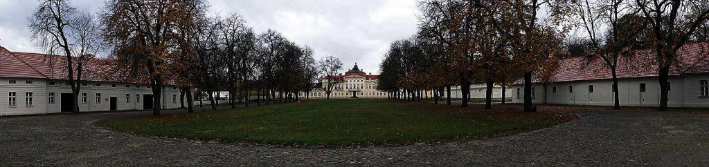 rogalin pałac dębyrogalińskie