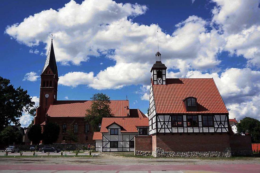 skarszewy kościół w 24 godziny luteranie