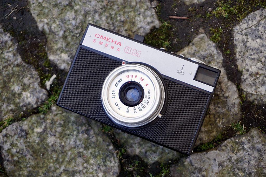 smena fotografia analogowa cmena