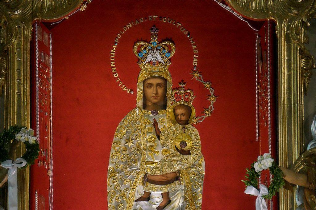 cudowny obraz w Górce Klasztornej