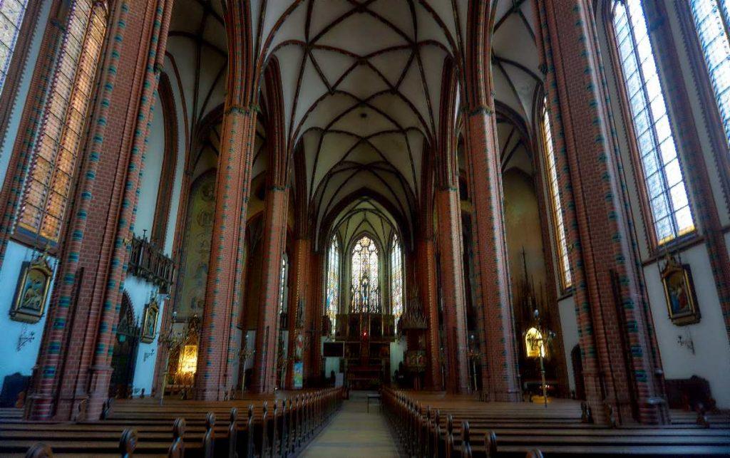 Wałbrzych kościoły