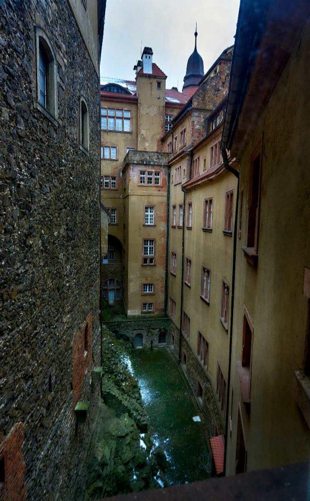 tajemniczy zamek książ
