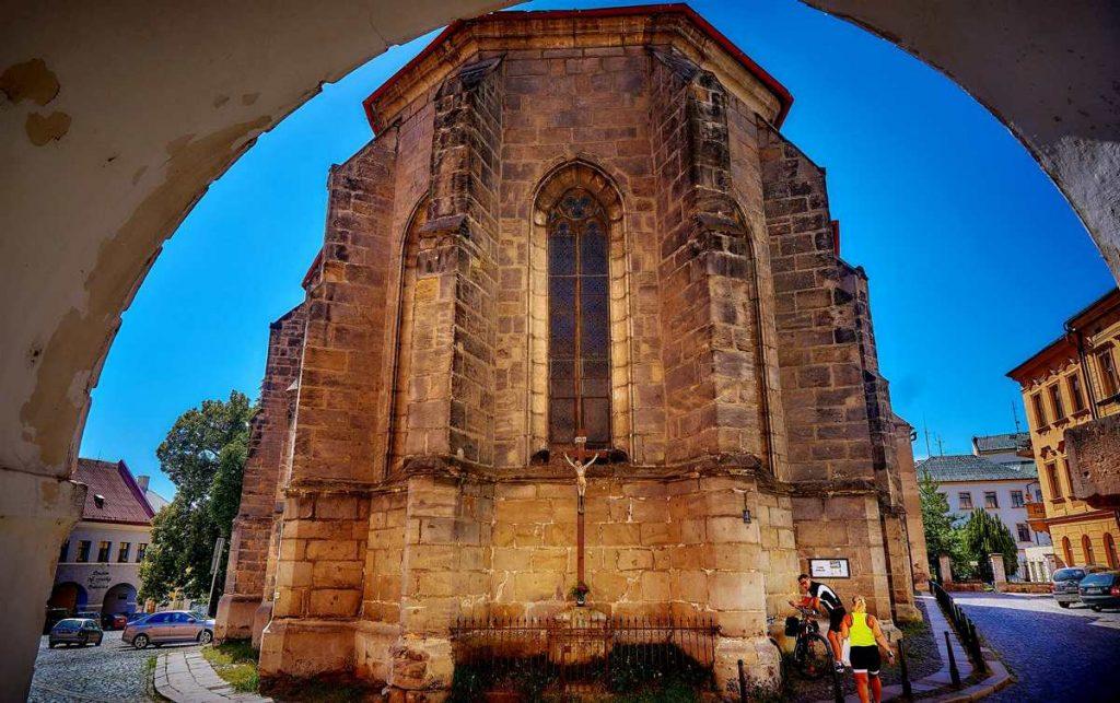 kościół w jiczynie