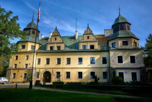 zamek w Goraju