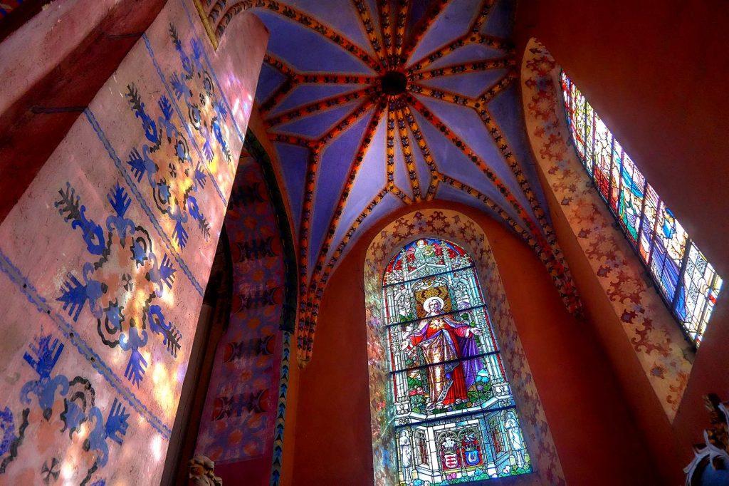 Lwówek kościół
