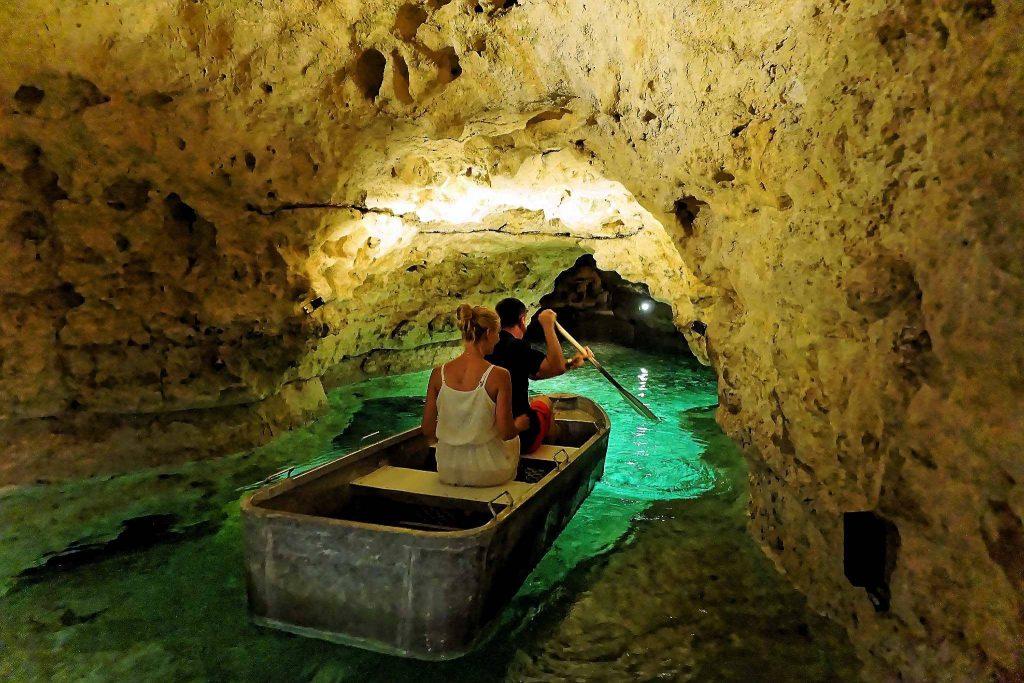 tapolca podziemne jezioro