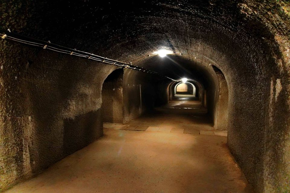 podziemny Eger