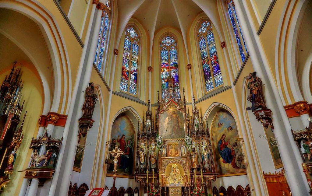 kościół racibórz