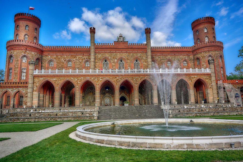 Zwiedzamy Pałac Marianny Orańskiej