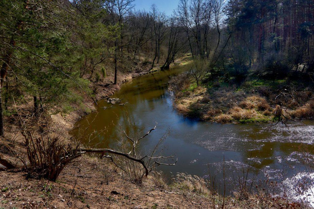 wodny rezerwat przyrody Wełna