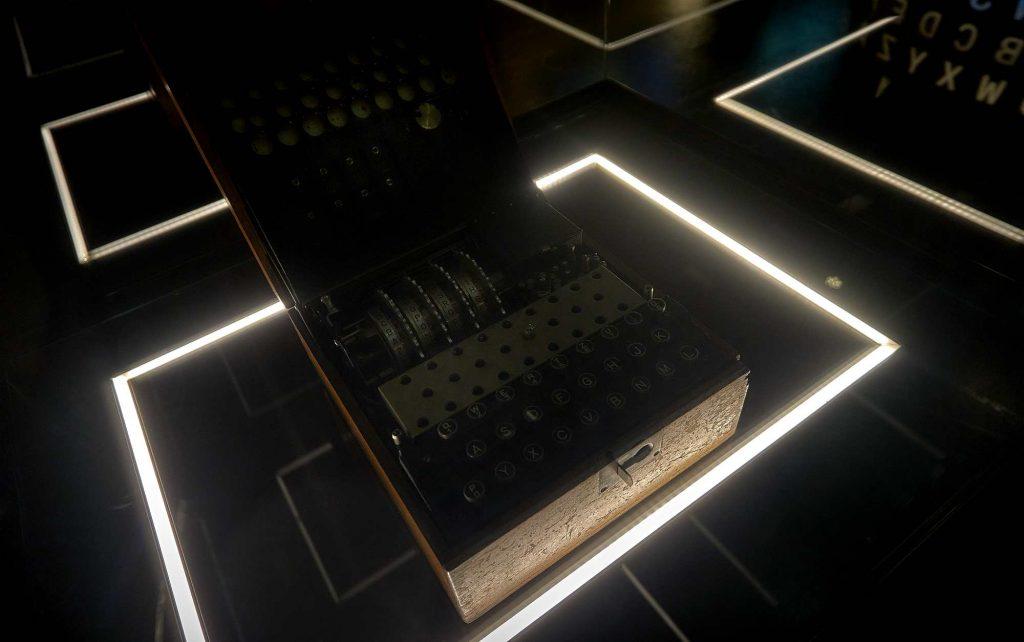 Muzeum Szyfrów Enigma w Poznaniu